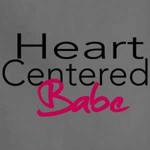 Heart Centered Babe - Adjustable Apron