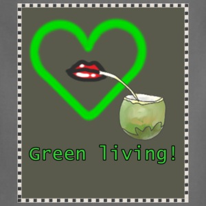 Green_living - Adjustable Apron