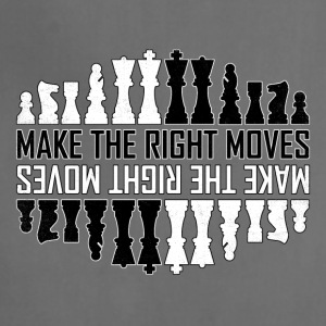 Make the right moves Chess Checkmate Chess Board - Adjustable Apron