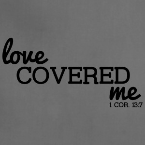 Love Covered Me - with Verse: 1 Cor. 13:7 - Adjustable Apron