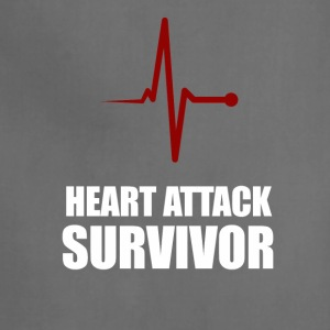 heart attack survivor - Adjustable Apron