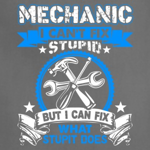 Mechanic Tee Shirt - Adjustable Apron