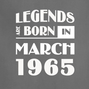 Legends are born in March 1965 - Adjustable Apron