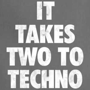 It takes two to techno - Adjustable Apron