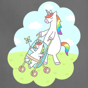 Unicorn Mama Gift Shirt Pre - Adjustable Apron