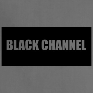 BLACK CHANNEL Shirt - Adjustable Apron