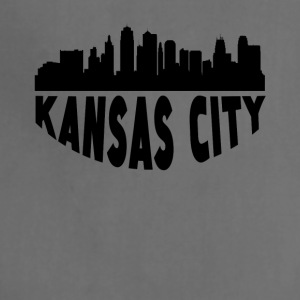 Kansas City MO Cityscape Skyline - Adjustable Apron