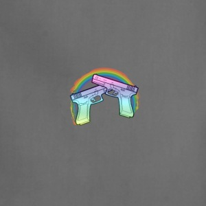 Rainbow guns - Adjustable Apron