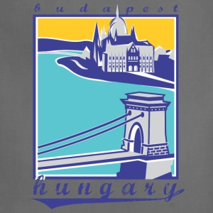 Budapest Chain Bridge, Hungary - Adjustable Apron