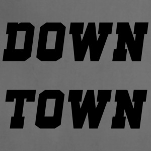 down town - Adjustable Apron