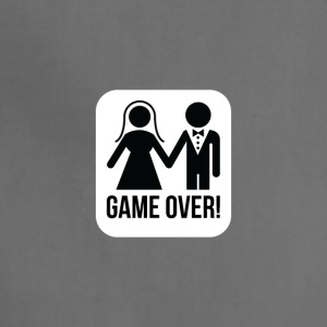 Marriage Game Over Funny T-Shirt Man and Woman - Adjustable Apron