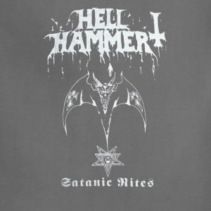 hellhammer satanic - Adjustable Apron