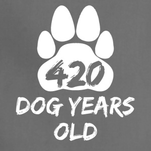 dog years 420 - Adjustable Apron