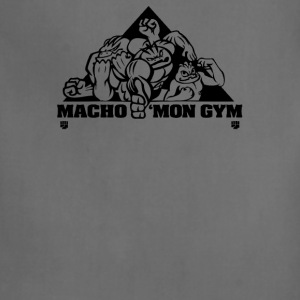 Macho mon Gym - Adjustable Apron