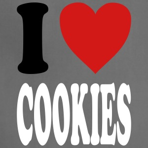 I love COOKIES (variable colors!) - Adjustable Apron