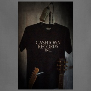Cashtown Records T-Shirt - Adjustable Apron