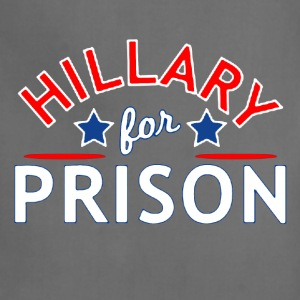 Hillary For Prison - Adjustable Apron