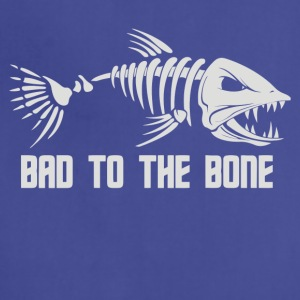 Bad To The Bone Fish - Adjustable Apron