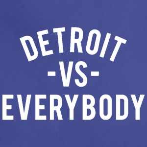 Detroit VS Everybody - Adjustable Apron