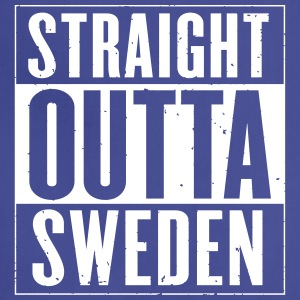 STRAIGHT OUTTA SWEDEN - Adjustable Apron