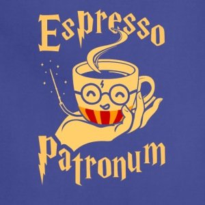 Espresso Patronum T-Shirt - Adjustable Apron