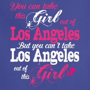 This Girl Love Los Angeles - Adjustable Apron