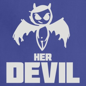 Her Devil - Adjustable Apron