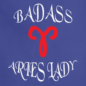 Aries Zodiac Shirt/Hoodie-Badass Cool Gift - Adjustable Apron