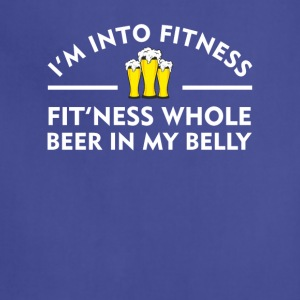 Into Fitness Fitness Whole Beer In Belly - Adjustable Apron