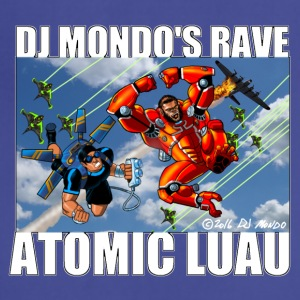 DJ Mondo' Rave: Fall of the Heroes - Adjustable Apron
