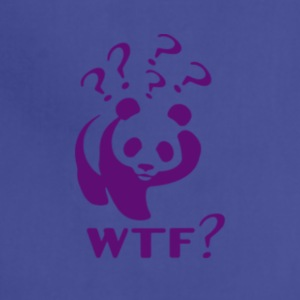 Panda WTF?? - Adjustable Apron