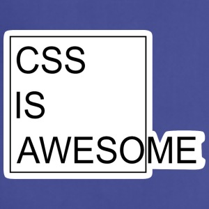 CSS is Awesome - Adjustable Apron