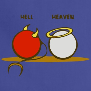 Heaven and Hell - Adjustable Apron