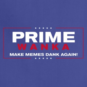 Prime Wanka - Adjustable Apron