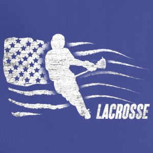 Lacrosse American Flag - Adjustable Apron