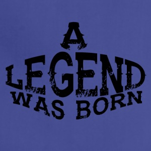 a legend was born - Adjustable Apron