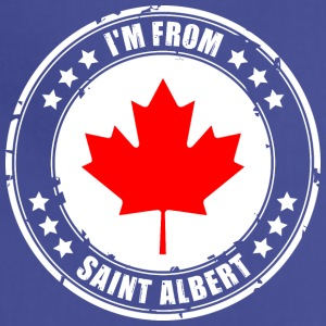 I'm from SAINT ALBERT - Adjustable Apron