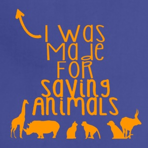 Animals - Adjustable Apron