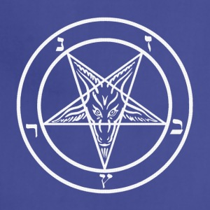 Satanic Pentagram - Adjustable Apron