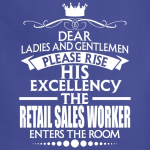 RETAIL SALES WORKER - EXCELLENCY - Adjustable Apron