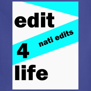 edit for life - Adjustable Apron