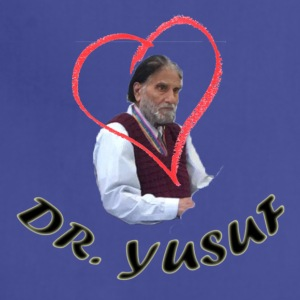 I ♥ Dr. Yusuf - Adjustable Apron