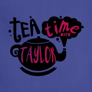 Tea Time with Taylor - Adjustable Apron