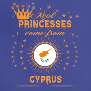 love princesses come from CYPRUS - Adjustable Apron