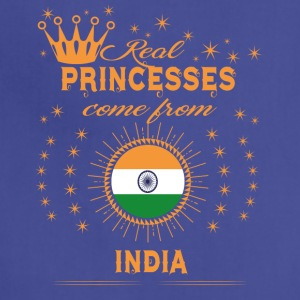 love princesses come from INDIA - Adjustable Apron