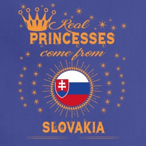 love princesses come from SLOVAKIA - Adjustable Apron