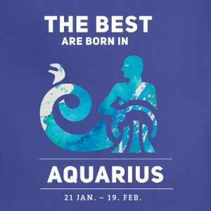 aquarius horoscope januar birthday astrology previ - Adjustable Apron