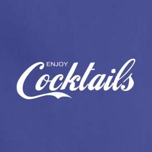 enjoy COCKTAILS - Adjustable Apron