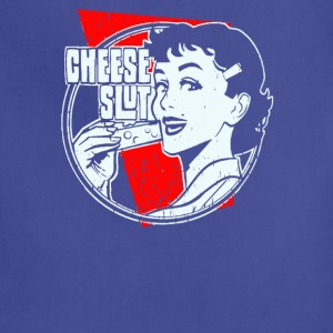 cheese slut - Adjustable Apron