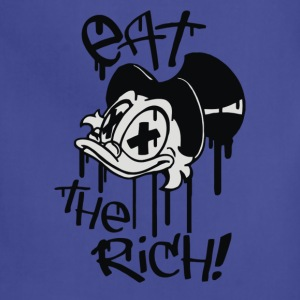 Eat the rich - Adjustable Apron